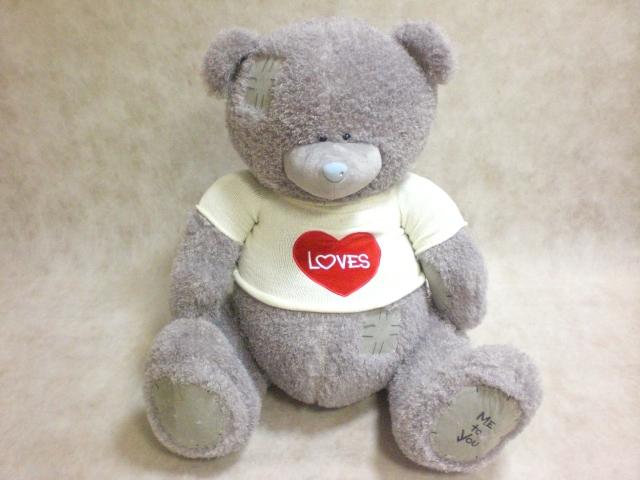 Большие мягкие игрушки (размер от 50 см). Мягкая игрушка Медведь
